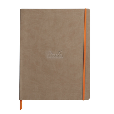 Softcover notebook A4+